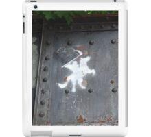 Pale horse iPad Case/Skin
