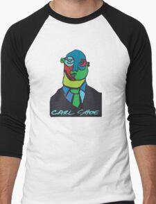 Carl Shoe Men's Baseball ¾ T-Shirt