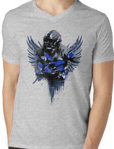 Run For The Glory Mens V-Neck T-Shirt