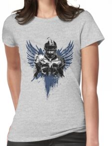 Run For Victory Womens Fitted T-Shirt