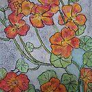 Nasturtiums by Susan Duffey