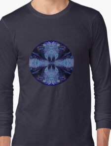 The Deep Blue Long Sleeve T-Shirt