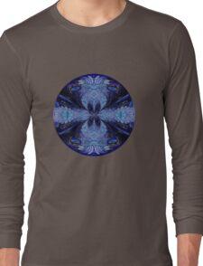 The Deep Blue Long Sleeve T-Shirt