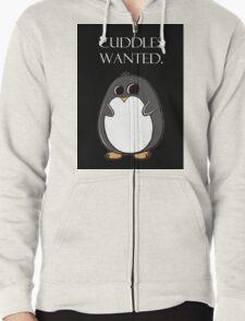Penguin 2 Zipped Hoodie