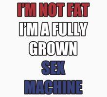 Fully Grown Sexy Machine by zax0r