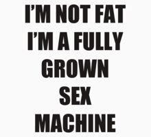 Full Grown Sex Machine by zax0r