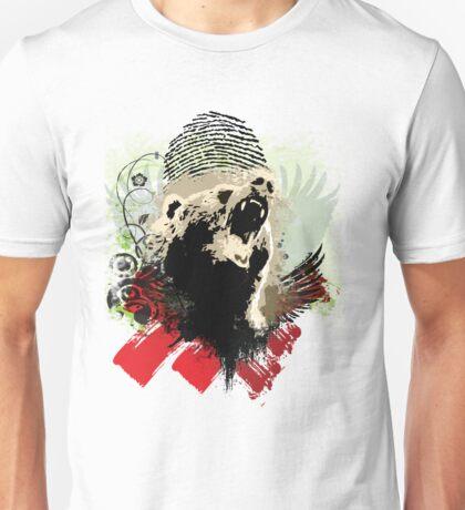 Real Wild Bear  Unisex T-Shirt
