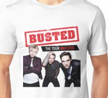 Busted Tour 2016 Unisex T-Shirt