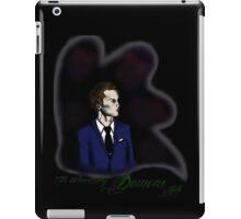 It's Where My Demons Hide iPad Case/Skin