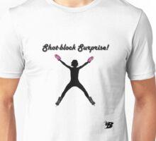 Shot-Block Surprise Unisex T-Shirt