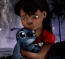 Lilo and Stitch by RandomCitizen