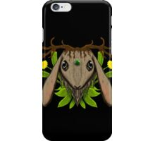 A Guardian of Life and Death iPhone Case/Skin