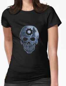 Skull: God-Machine Chronicle Womens Fitted T-Shirt
