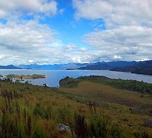 Lake Pedder - Tasmania by Paul Gilbert