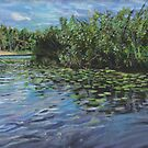 Island by Arts Albach