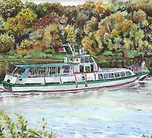 Boat trip by Arts Albach