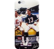 Dan Marino Joe Montana iPhone Case/Skin
