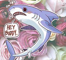 Hey Buddy by Cara McGee