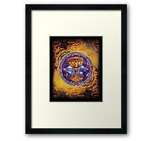 The Grail (Parchment color) Framed Print