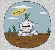 How to grow an onion knight One Piece - Long Sleeve