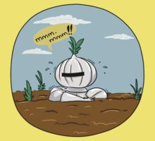How to grow an onion knight by PrettyPenny
