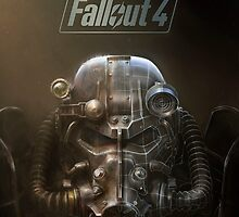 THE ART OF FALLOUT 4 by VERYNICETHINGS