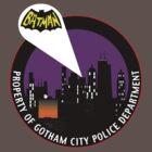 Batman Gotham City Lights Landscape - Collector's Limited Edition Comics by DarkVotum