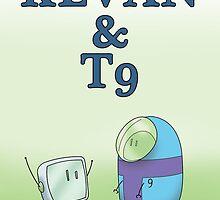 KEVAN & T9 by rickorange