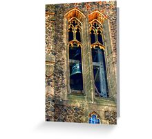 Bell Tower, St James Episcopal Church Greeting Card