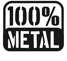 100% Metal Design by Style-O-Mat