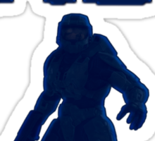 Master Chief - Halo Sticker