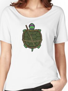 Ninja Turtle Donnie Women's Relaxed Fit T-Shirt