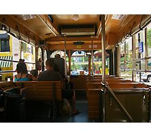 FREE TROLLEY!!! Photographic Print