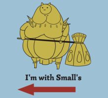 I'm with small's by PrettyPenny