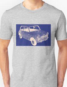 morris mini saloon Unisex T-Shirt
