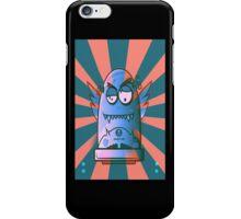Fault 45 Pt.2 iPhone Case/Skin
