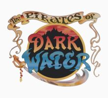 Pirates of Dark Water - color logo by Smitha Prasadh