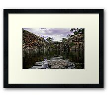 Rural Victoria Framed Print