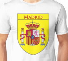 Madrid Shield of Spain II  Unisex T-Shirt