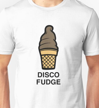 Disco Fudge Unisex T-Shirt