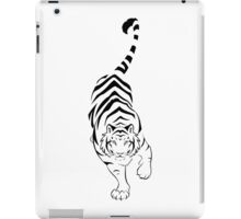 Tiger Tribal Stalking  iPad Case/Skin