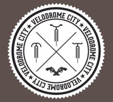 Velodrome City V3 Badge 01 by Hola Pistola