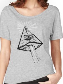 City Pyramid Women's Relaxed Fit T-Shirt