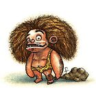Little Caveman by Alfonso Rosso