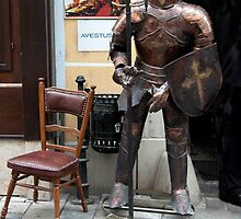 Tin Man by phil decocco