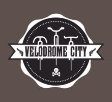 Velodrome City V3 Badge 03 Kids Clothes