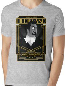 Hildibrand   FFXIV Mens V-Neck T-Shirt