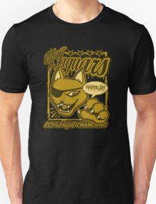 M.F Jaguars Yellow T-Shirt