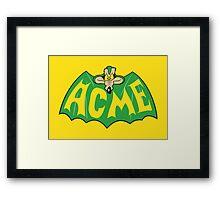 ACME Framed Print