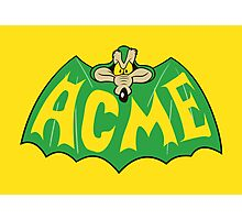 ACME Photographic Print